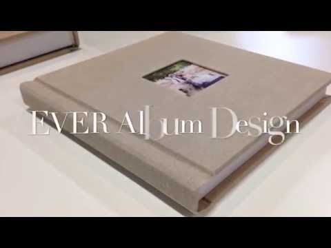 RedTree Albums - Wedding Album - EVER Album Design