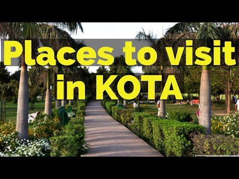 Top 10 places to visit in KOTA | KOTA Rajasthan