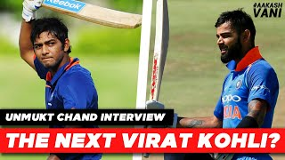 COULD he have been the NEXT Virat KOHLI? | The UNMUKT CHAND Interview | #AakashVani