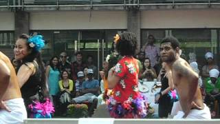2012 China Cultural Performance: Fuji Dancers