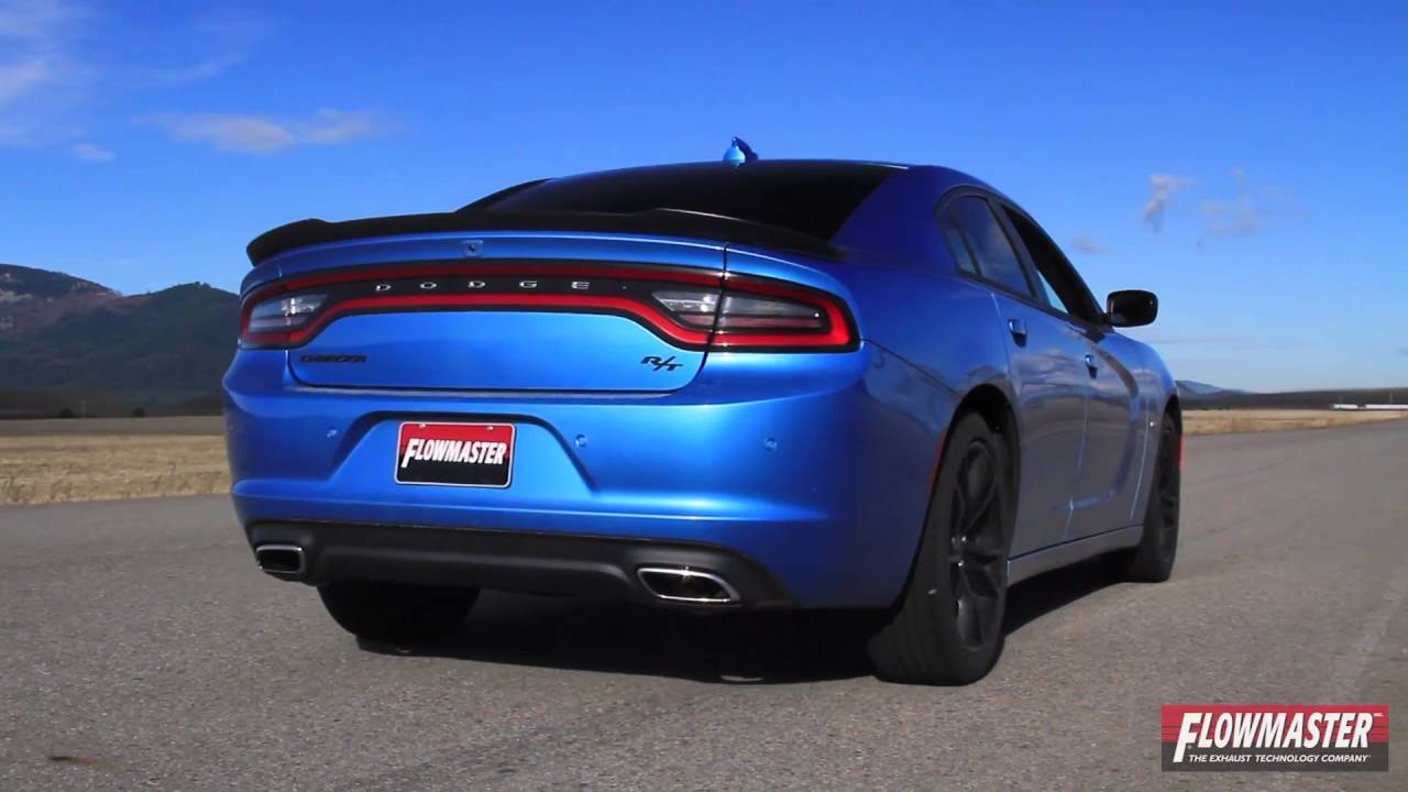 2015 2016 Dodge Charger Performance Exhaust System Kit