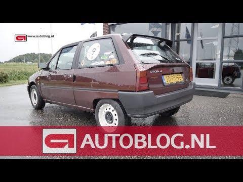 Mijn Auto: Citroën AX Van 100 Euro