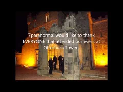 Otterburn Towers Voice recorder footage
