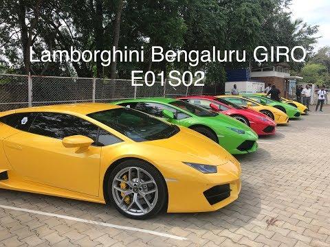 Lamborghini GIRO E01S02 Bangalore to Sira