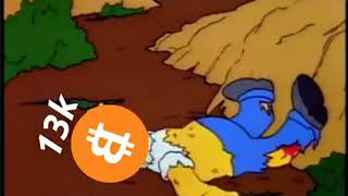 Simpsons 3 months in Bitcoin Experience Amazing