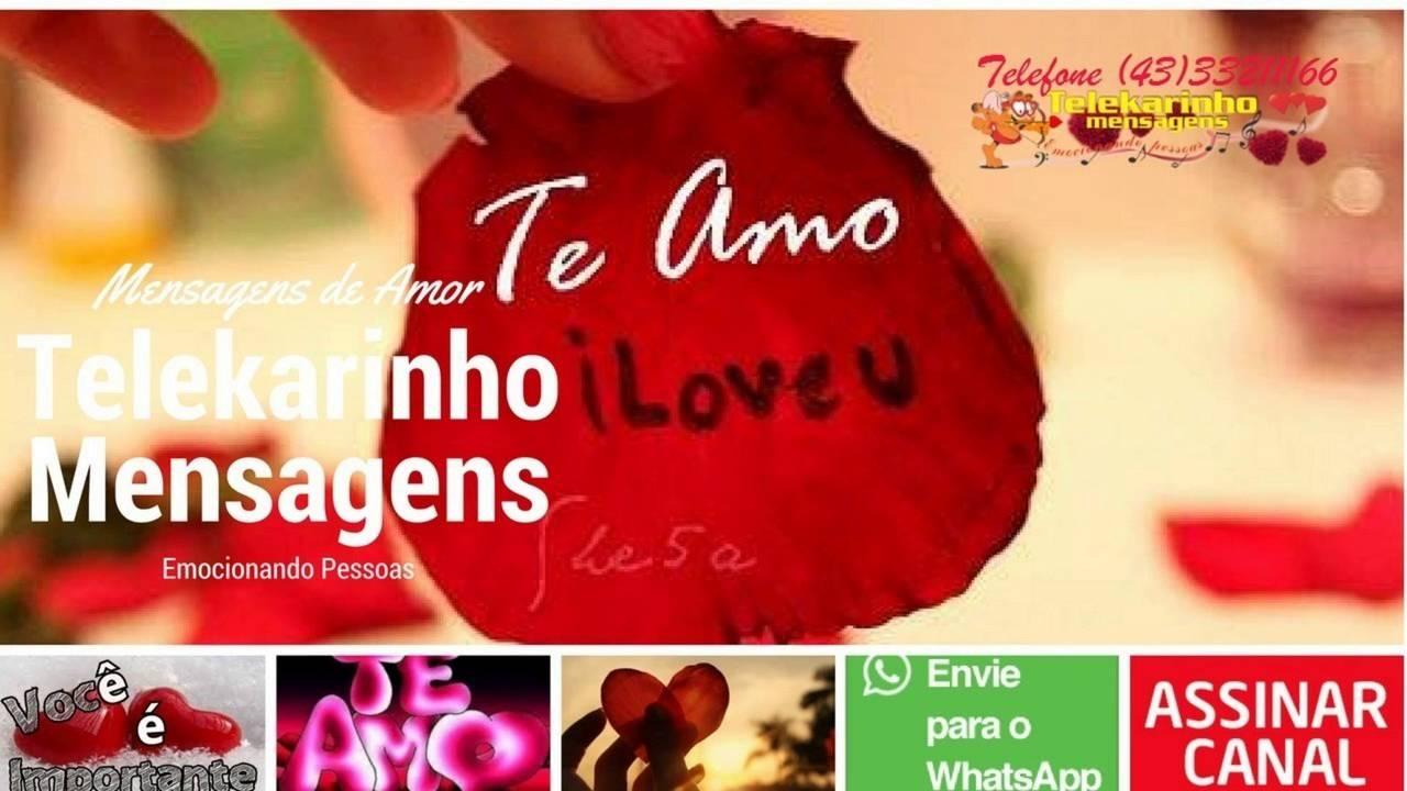 telemensagens de amor em mp3