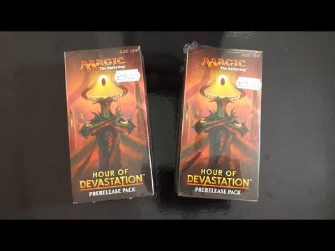 $100 Hour of Devastation Pre-Release Kit!