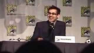 Jhonen Vasquez @ ComicCon 2005 (Part 1)