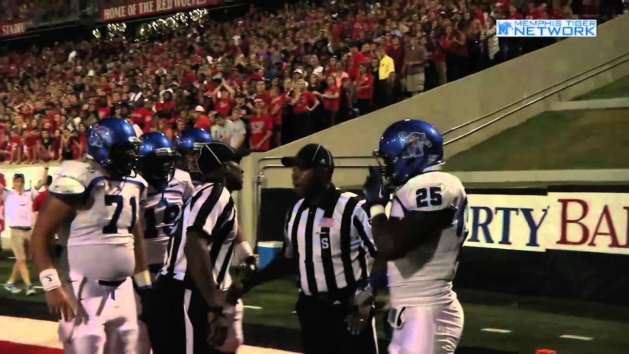 Memphis Football: Arkansas State Highlights and Postgame ...