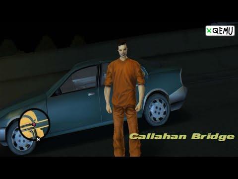 XQEMU Xbox Emulator - Grand Theft Auto III Ingame / Gameplay! (Perf-wip Branch + HAXM)