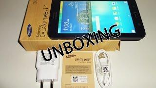 Samsung Galaxy Tab 3V Unboxing