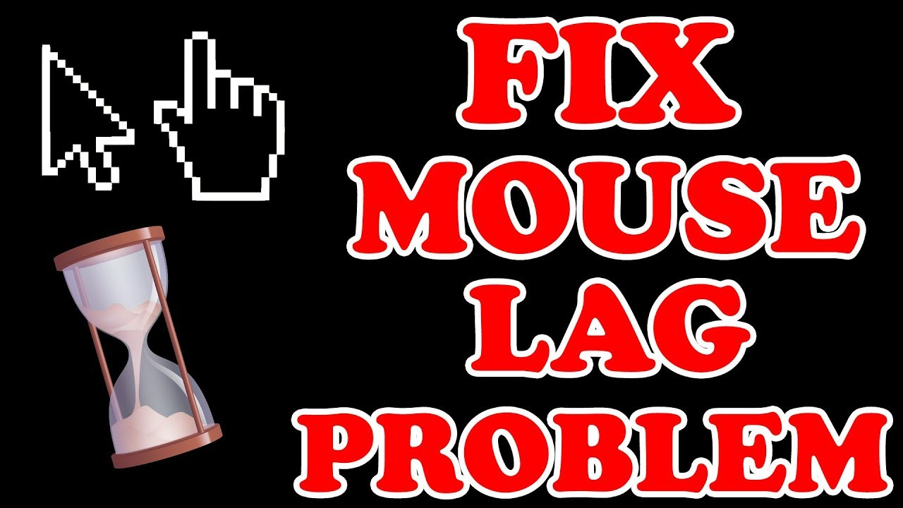 How To Fix Mouse Lag Problem in Windows ✔ Fix Mouse ✔ Easy Method ✔ New-2017