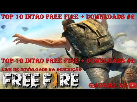 TOP 10 INTROS FREE FIRE + DOWNLOADS #2