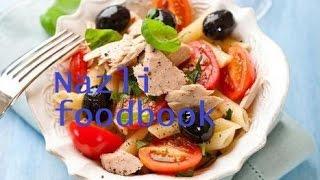 Рецепт: паста с тунцом из магазина BIM, как сделать блюдо турецким
