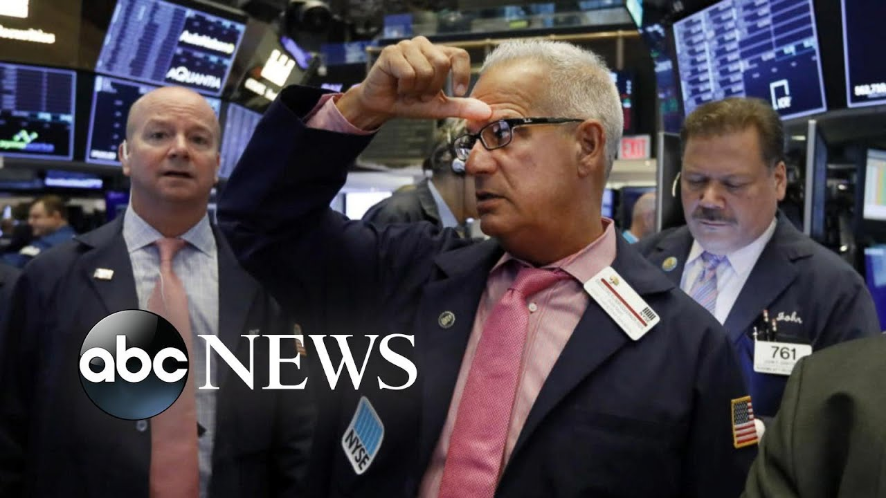 Markets plunge in worst 1-day drop in history on coronavirus fears l ABC News