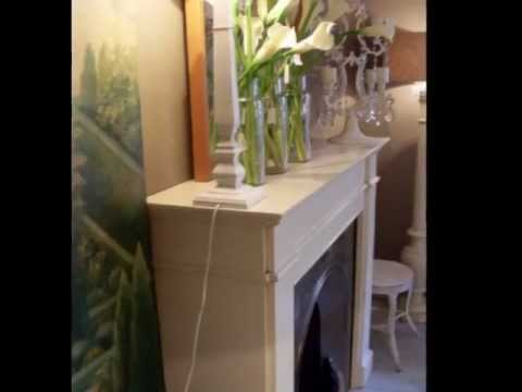 Frentes chimeneas madera youtube - Chimeneas artificiales decorativas ...