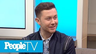 Scotty McCreery Reveals He Plans To Go Golfing On His Wedding Day! | PeopleTV