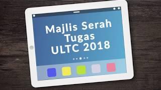 Majlis serah tugas UTLC 2018