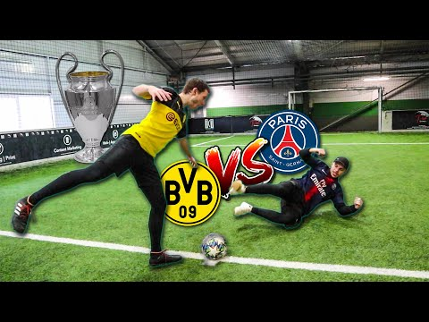 BVB vs. PSG