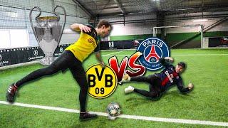BVB vs. PSG Champions League Fußball Challenge | Locofloki