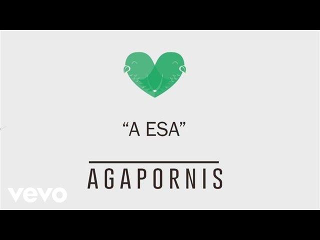A ESA (FT. AGAPORNIS) - Pimpinela