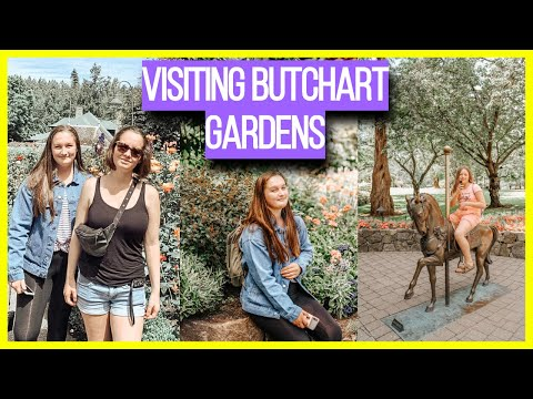 visiting-butchart-gardens-in-victoria-bc!-cruise-tips-in-victoria-canada-british-columbia!
