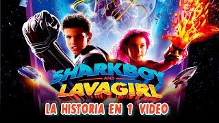 Las Aventuras de Sharkboy y Lavagirl: La Historia En 1 Video