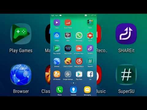 Kadang bbrp aplikasi butuk android yang sudah di root, nah kadang kita ga tahu apa android kita suda.