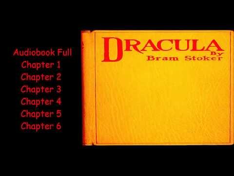Audiobook Full Dracula by Bram Stoker Chapter 1 - 6