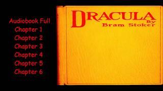 audiobook full dracula by bram stoker chapter 1 6