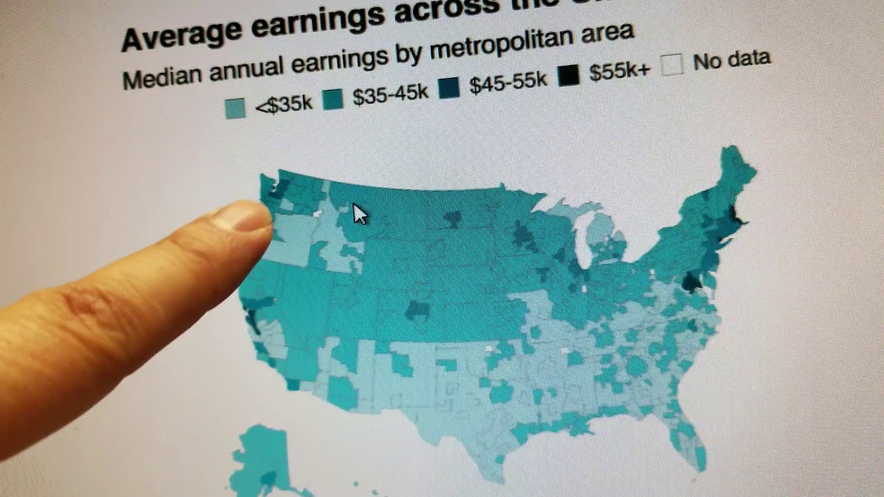 Six Figure Salary Is Considered Low Income F0 9f 94 A5