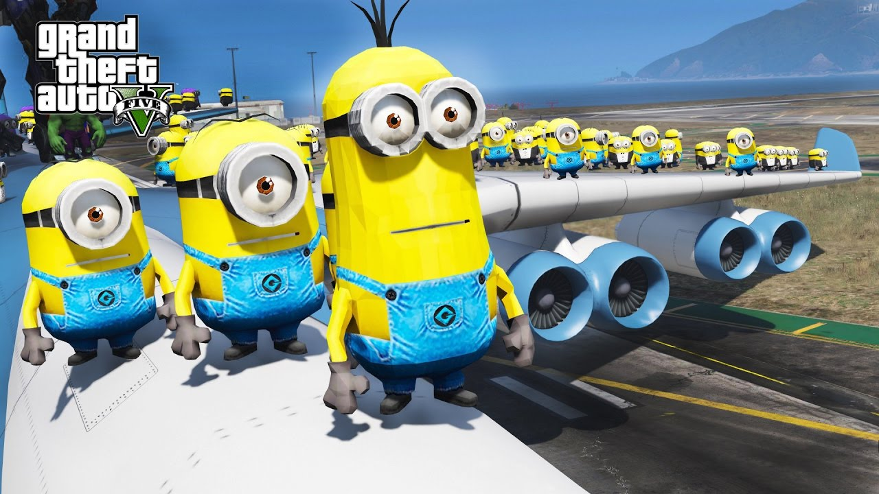Minions Gta Images - Reverse Search