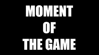 Moment of the Game: Blues