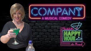 Company's Vodka Stinger - Happy Hour the Musical
