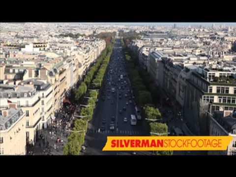 HD Paris France Buildings and Street 1