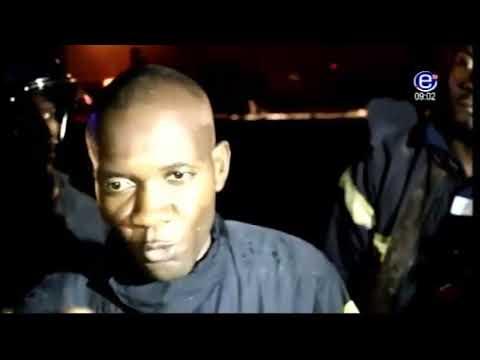 Incendie dans les locaux de L'assemblée National au Cameroun. Equinox tv