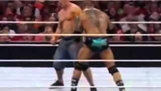 WWE Wrestlemania 26 John Cena Vs Batista
