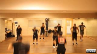Kim Hyun Joong - Unbreakable (dance practice) DVhd