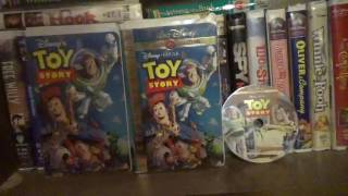 3 Different Versions of Toy Story