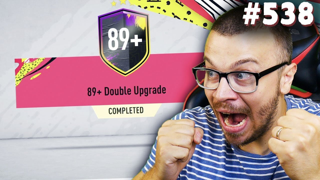 FIFA 20 MY NEW 89+ GUARANTEED DOUBLE UPGRADE SBC PACK! WE PACKED A FANTASTIC TOTS PLAYER!