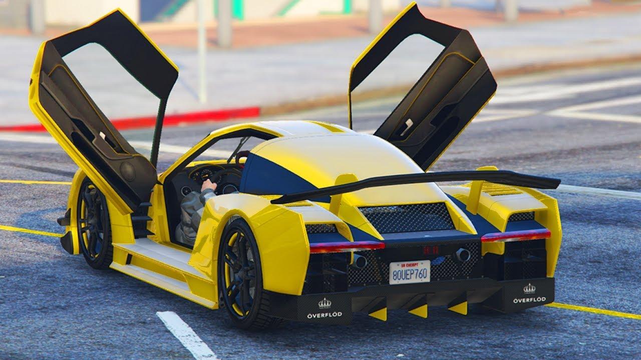 Gta 5 Online Bestes Auto