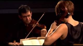 Robert Schumann, Trio avec piano no. 2, opus 80 - 2 Mit innigem ausdruck.