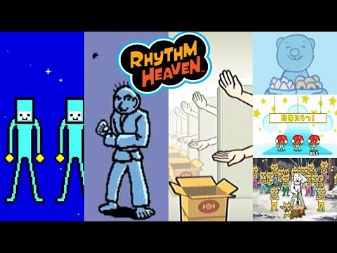 (100th Video) Rhythm Heaven Last Remix Medley [EXTENDED]