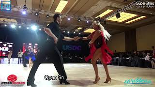 Comp Crawl with Dancebeat! USDC 2019! US National  Pro Am Latin Open!