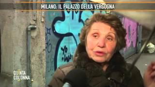 #MILANO, IL PALAZZO DELLA VERGOGNA DI #PISAPIA