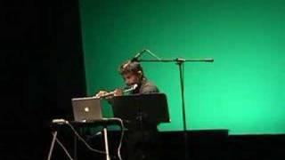 Concierto Acústico + Electroacústico en el FIAC 2007