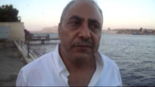 one million Egyptian man: to expand the peace Cisse and Mohab Mamish workers,