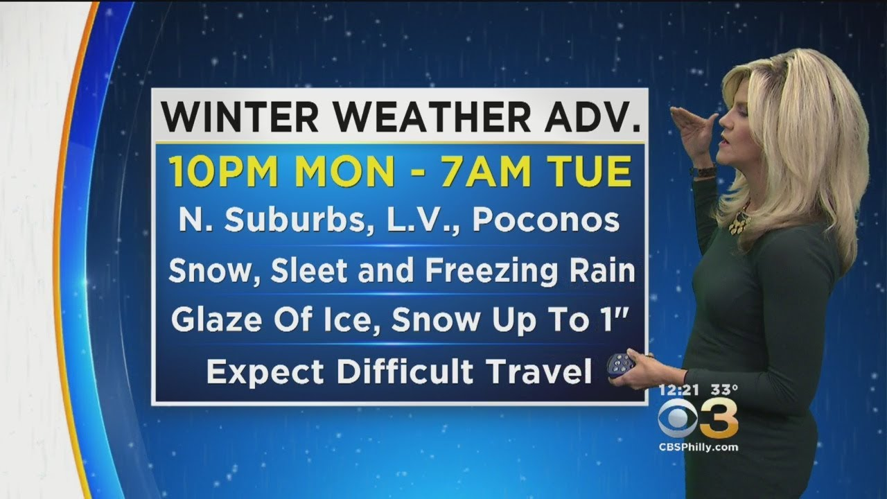 Winter Storm Expected to Disrupt Travel Starting SundayWinter ...
