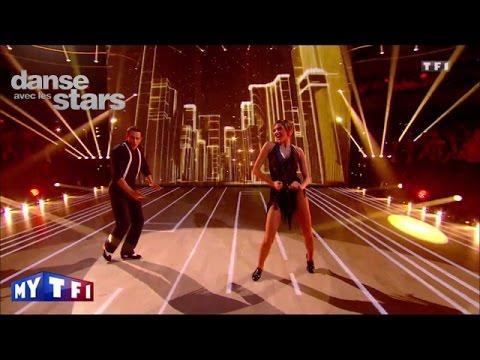 DALS 07 - Un charleston pour Camille Lou et Grégoire Lyonnet sur « I Got A Woman » Ray Charles
