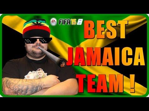 FIFA 15 BEST JAMAICA TEAM ! [60FPS]